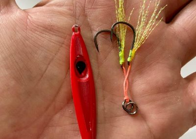Stinger Red com Support Hook Flash